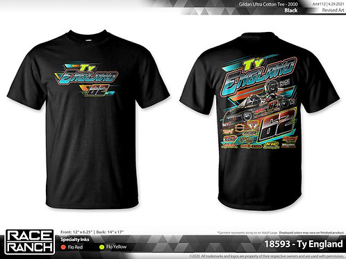 Ty England Motorsports - 2021 Tee