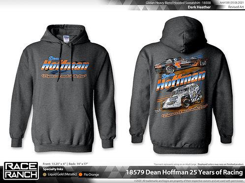 DHM - Diggin' Dean Throwback hoodie