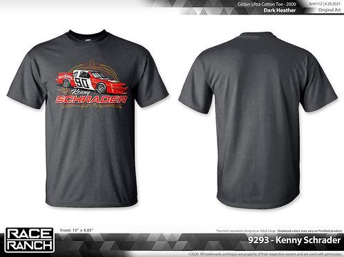 Ken Schrader Racing - The Retro Red Bird