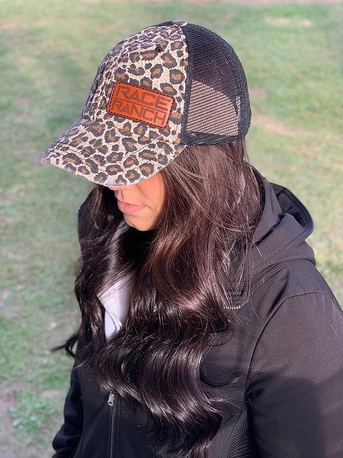 RRW- Leopard Patch Hat