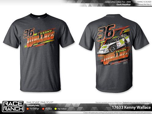 Kenny Wallace Racing: 2021 Tee