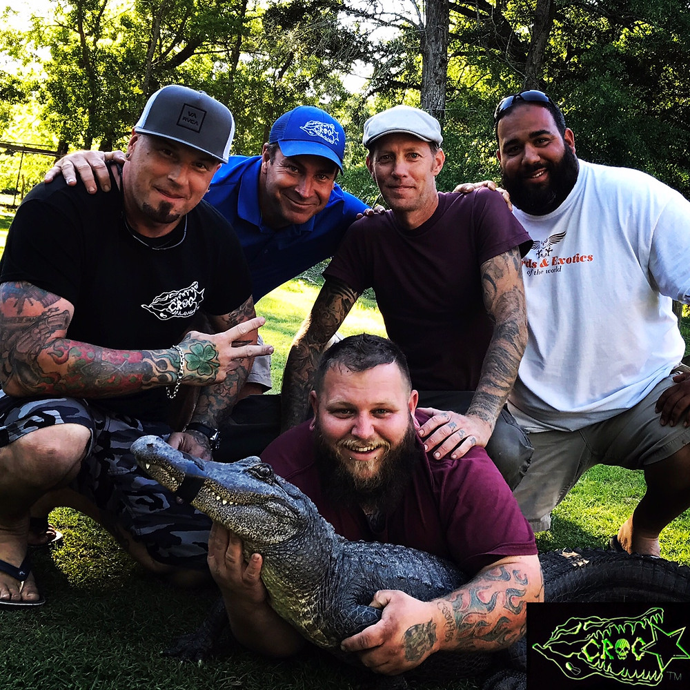 The Crocstar Tour 2017 Doing the Gulf Coast 5 states