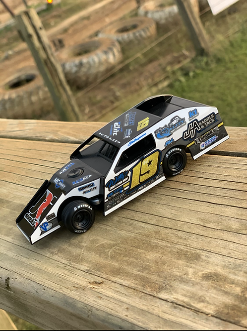 Will Krups Childhood Cancer Awareness Pull Back Diecast