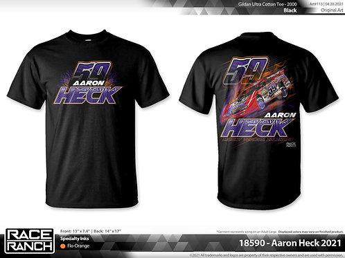 Aaron Heck Racing - Smoke Show Tee