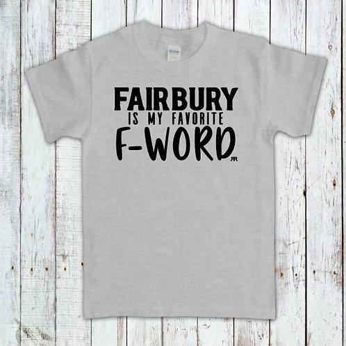 RRW - Fairbury is my favorite F word