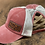 Thumbnail: RRW - Race Ranch Nantucket Red / Khaki Ponytail Patch Hat