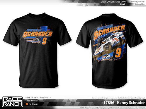 Ken Schrader Racing - 3 Wheelin Tee