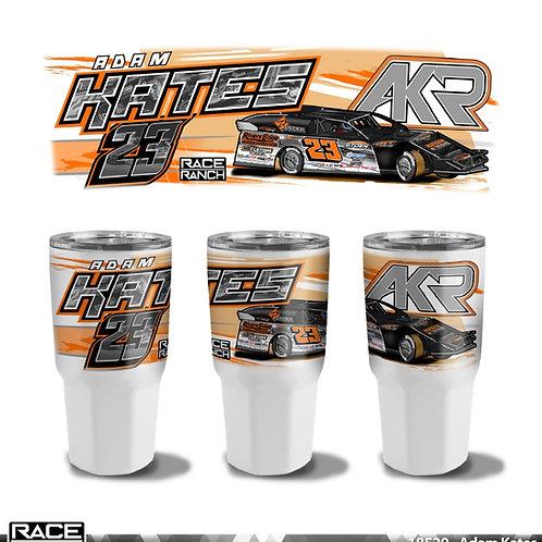 Adam Kates Racing - 30oz Tumbler