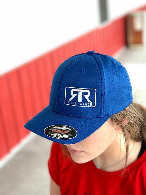 RRW - Race Ranch Blue Flexfit