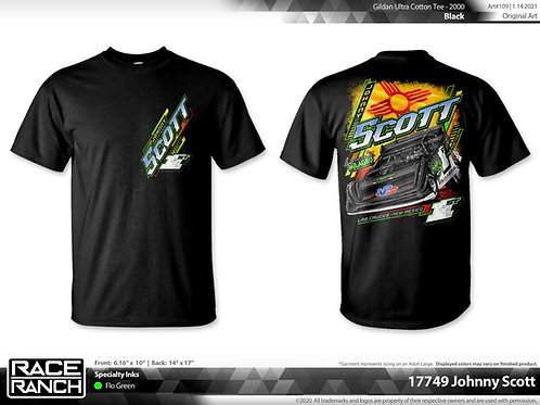 Johnny Scott Racing: Roots Shirt