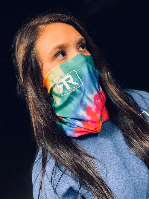 RRW- Tie Dye Neck Gaiter
