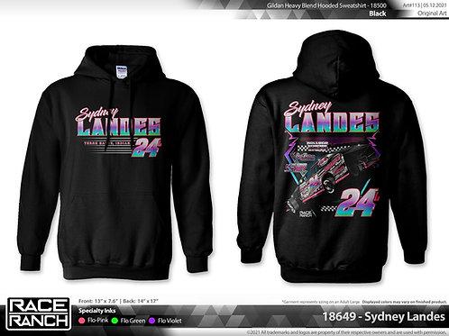 Sydney Landes Racing - 2021 Retro Hoodie