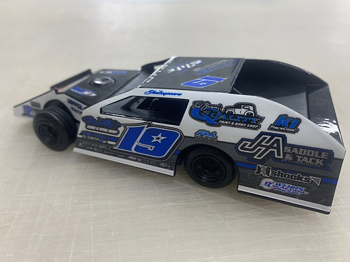Will Krups Back the Blue pull back Diecast