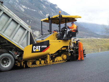 How to Tell Your Road Paver in Calgary Did a Good Job
