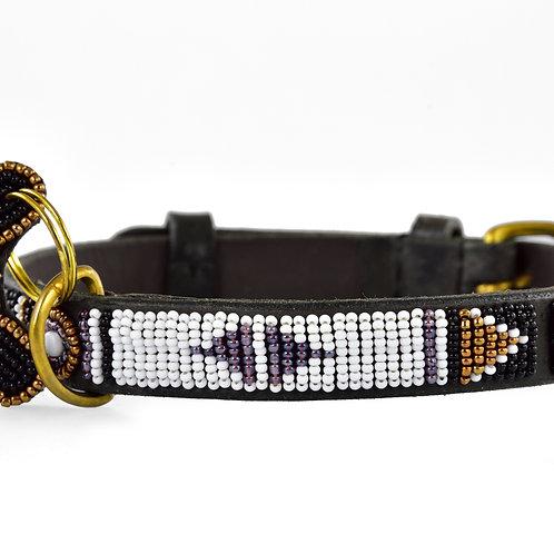 Hundhalsband Skinny Swahili