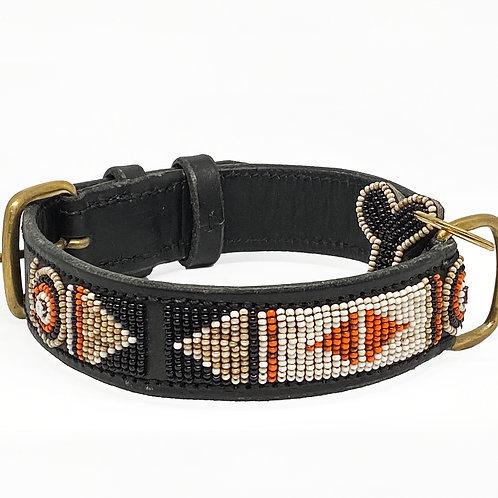 Hundhalsband Swahili Antique | Zinj Design