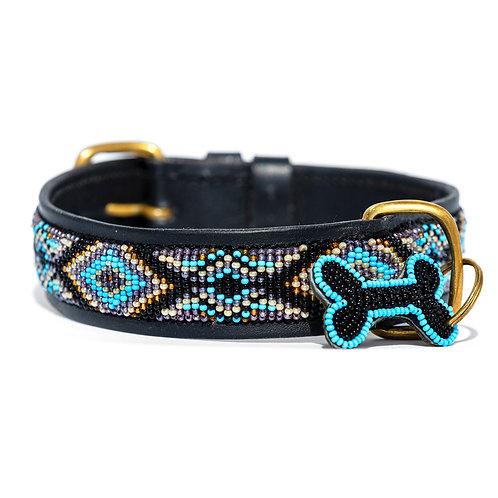 Hundhalsband Ombima Turquoise