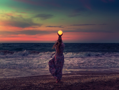 Rituel de Pleine Lune du 26 mai 2021 - Le pardon