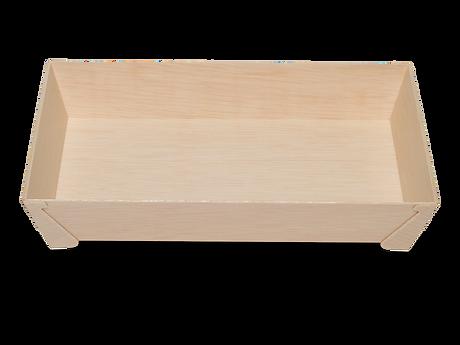 rectangular with foot