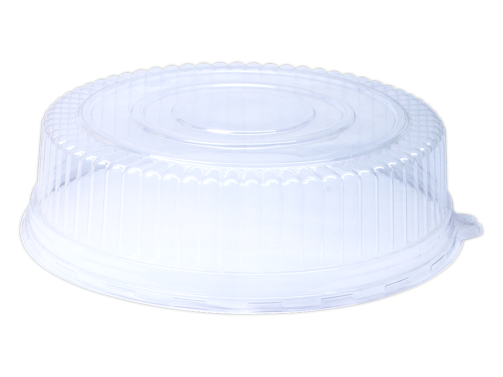 PET Clear Dome Lid