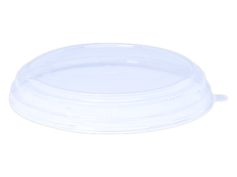 PS Clear Dome Lid 165