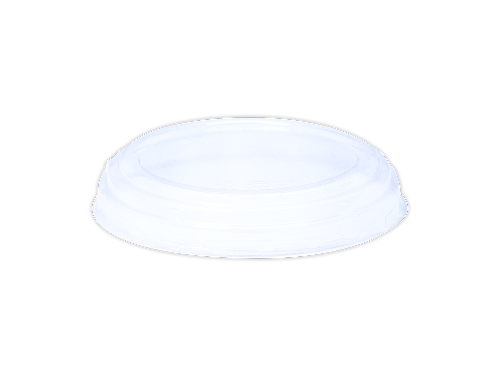 PLA Clear Dome Lid 87
