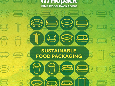 2020 Sustainable Packaging for Foodservice