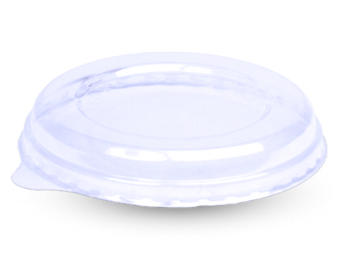 PS Clear Dome Lid 130