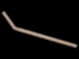 Bendy Long Straw