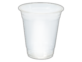 PLA Clear Cold Cup and Lid