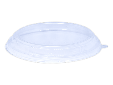 155 Clear Dome Lid