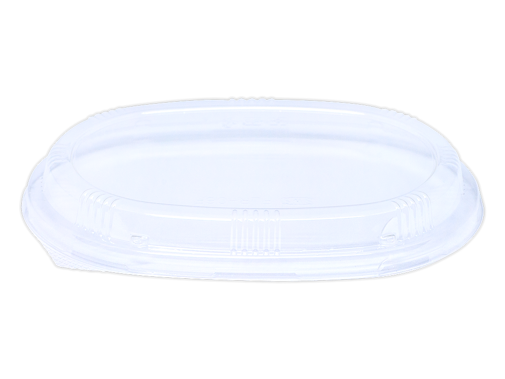 PS Oval Clear Dome Lid
