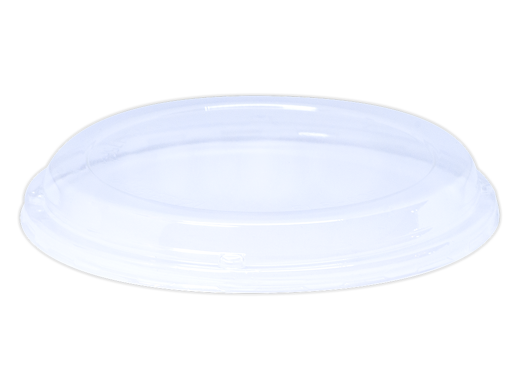 PS Clear Dome Lid 175