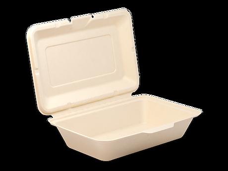 clamshell box