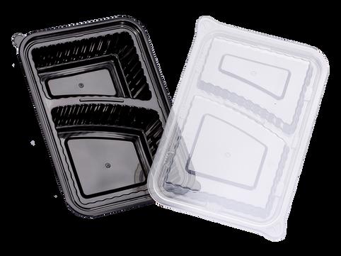 WP-8228 2-compartment black