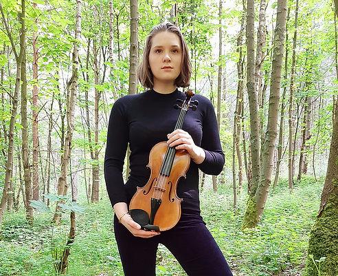 Sophie Hinson