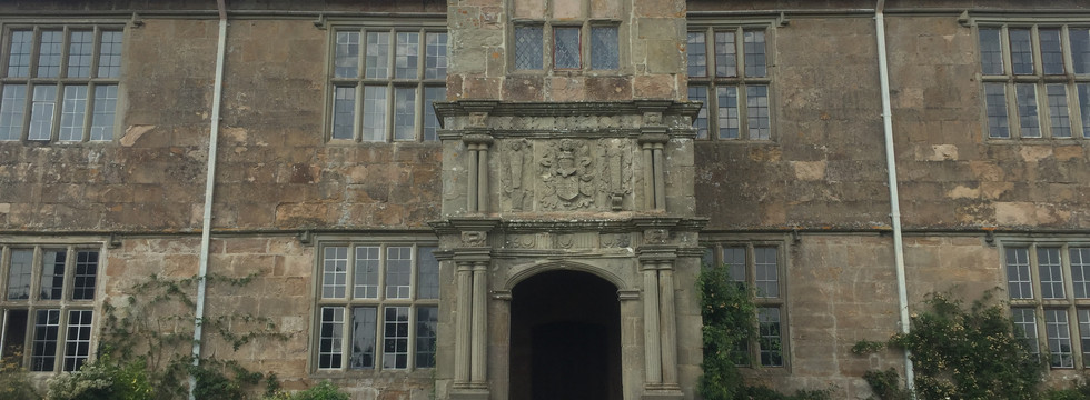 Treowen manor house