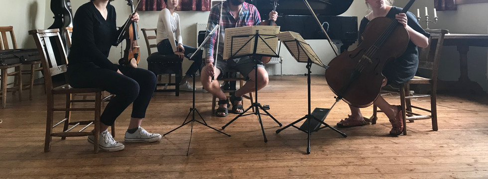 Odora Trio and Tom Dunn