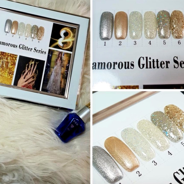 Glamorous Glitter Collection By SBD London