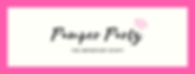 Pamper party important Banner 2020.png