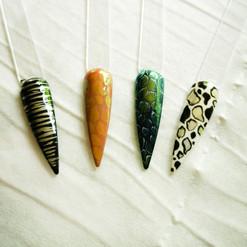Animal Print Nail Art Collection