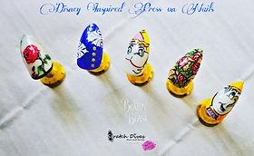 Disney Inspired Press on Nails