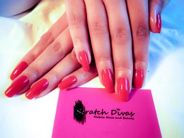 Sassy RED Nails 2020