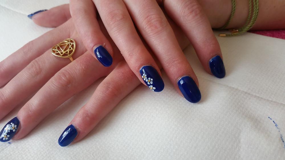 Bridal nails inspiration