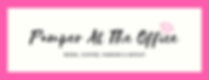 Pamper at the office FB Cover Banner 202