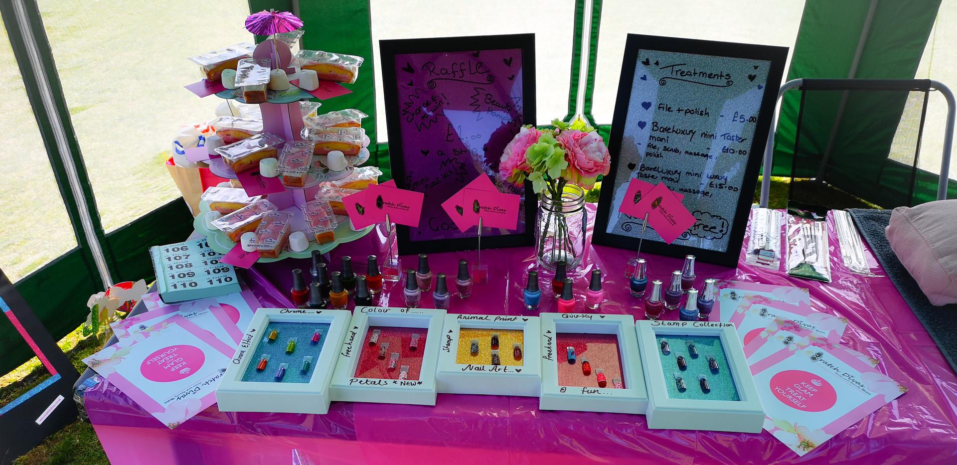 Pop Up Salon - Worthington Park Sale