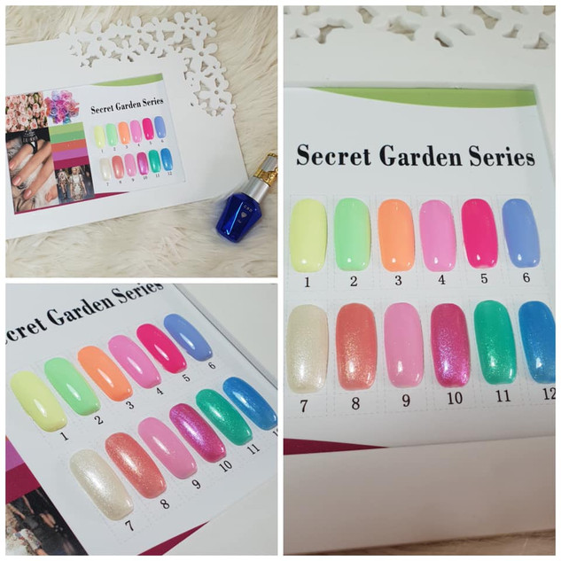 Secret Garden Collection By SBD London
