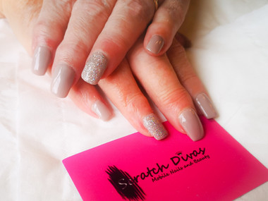 Gorgeous Nude Nails 2020