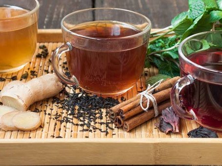 Drinking Healthy Tea Can Bring A Positive Impact To Your Life!