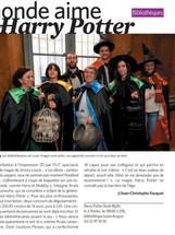 Tout le monde aime Harry Potter - JDA - Journal d'Amiens
